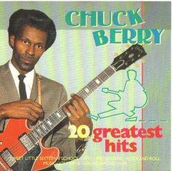 20 greatest hits chuck berry songs reviews credits allmusic. Black Bedroom Furniture Sets. Home Design Ideas