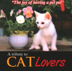 David H. Yakobian - A  Tribute to Cat Lovers