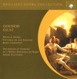 André Cluytens / Victoria de los Angeles - Charles Gounod: Faust