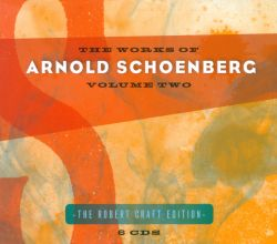 The Works of Arnold Schoenberg, Vol. 2