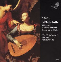 Purcell: Odes to Saint Cecilia