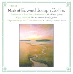 Music of Edward Collins, Vol. 1