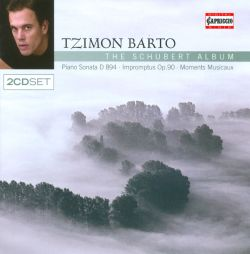 Tzimon Barto - The Schubert Album