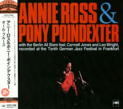 Annie Ross & Pony Poindexter