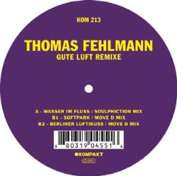 Thomas Fehlmann - Gute Luft (Remixes)