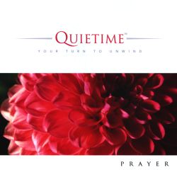 Eric Nordhoff - Quietime: Prayer
