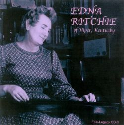 Edna Ritchie - Of Viper, Kentucky