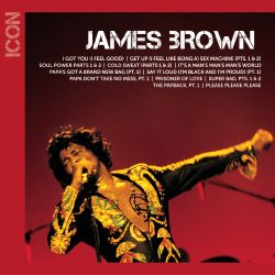 James Brown - Icon