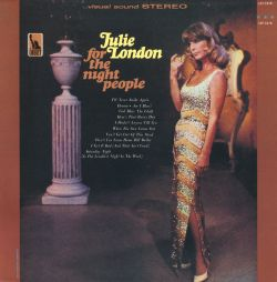Julie London - For the Night People