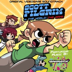 Scott Pilgrim Vs. the World: The Game [Original Video Game Soundtrack]