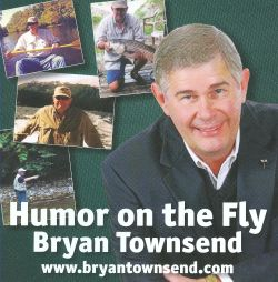 Bryan Townsend - Humor On The Fly