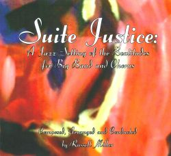 Russell Miller - Suite Justice: A Jazz Setting of the Beatitudes