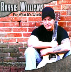 Ronnie Williams - For What It's Worth