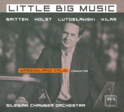 Massimiliano Caldi - Little Big Music