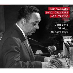 Paul Chambers / Red Garland / Art Taylor - Complete Studio Recordings [Box Set]