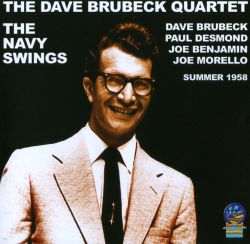The Dave Brubeck Quartet - The  Navy Swings