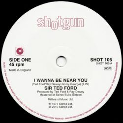 Ted Ford - I Wanna Be Near You