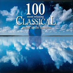 100 most relaxing classical music in the universe various artists songs reviews credits. Black Bedroom Furniture Sets. Home Design Ideas