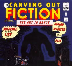 Carving Out Fiction - The  Art In Havok