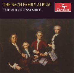 Aulos Ensemble - The Bach Family Album