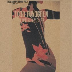 Todd Rundgren - Live in NYC 1978