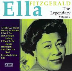 Ella Fitzgerald - The Legendary