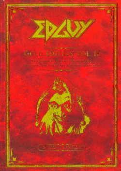 Edguy - Gold Edition, Vol. 2: The Savage Poetry, Mandrake, Painting On The Wall & Bonus Materials