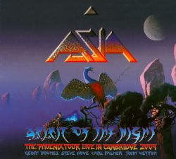 Asia - Spirit of the Night: The Phoenix Tour Live in Cambridge 2009