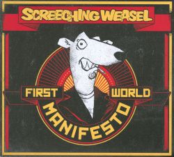 screeching weasel biography albums streaming links