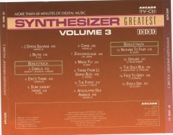 Ed Starink - Synthesizer Greatest, Vol. 3