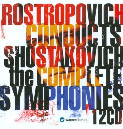 Shostakovich: The Complete Symphonies