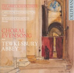 Choral Evensong from Tewkesbury Abbey