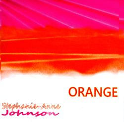 Stephanie-Anne Johnson - Orange