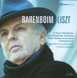 Barenboim Plays & Conducts Liszt