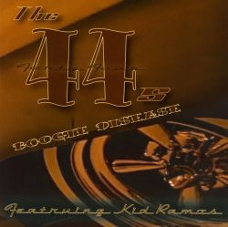 The 44s - Boogie Disease