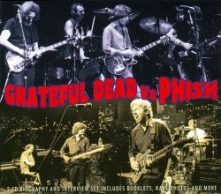 Grateful Dead Vs Phish