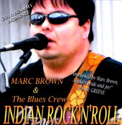 Marc Brown & the Blues Crew - Indian Rock 'n' Roll