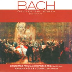 Pieter-Jan Belder - Bach: Concertos for 2 & 3 Harpsichords