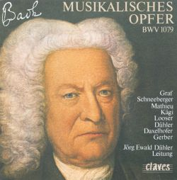 Bach: Musicial Offering