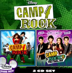 camp rock camp rock 2 various artists songs reviews credits allmusic. Black Bedroom Furniture Sets. Home Design Ideas