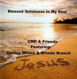 CMD & Friends - Blessed Quietness In My Soul