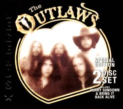 The Outlaws - Hurry Sundown/Bring It Back Alive