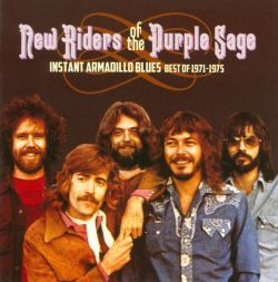 New Riders of the Purple Sage - Instant Armadillo Blues: Best of 1971-1975