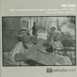 Van Hunt - Blues at Home, Vol. 1