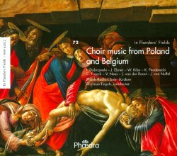Herman Engels / Polish Radio Chorus Cracow - Choir Music from Poland & Belgium