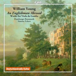 Simone Eckert - William Young: An Englishman Abroad