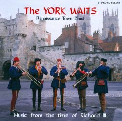 Music from the Time of Richard III