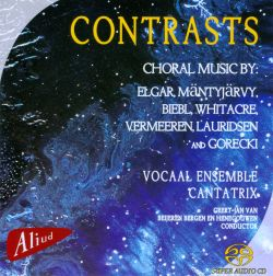 Vocaal Ensemble Cantatrix - Contrasts