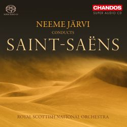 Neeme Järvi Conducts Saint-Saëns