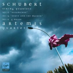 Artemis Quartett - Schubert: String Quartets No. 13